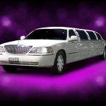 lincoln town car limousine stretch