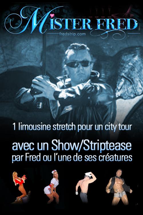 Location limousine avec stripteaseur sur Genève et lausanne