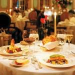 location limousine pour vous rendre au restaurant sur Genève ou Lausanne