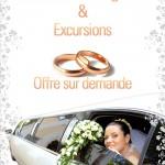 réserver une limousine stretch pour mariage