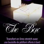 Box Club lausanne en limousine