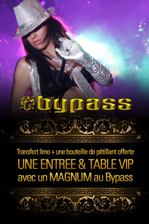 Bypass club genève en limousine