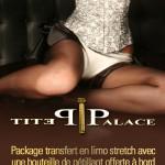 Petit palace club genève en limousine