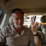 dedicace de Franck Dubosc pour vachoux limousine