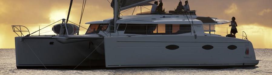 Croisière en catamaran Léman