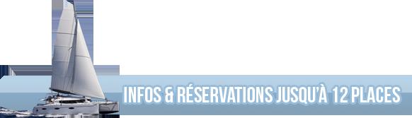 Réservation Catamaran Genève