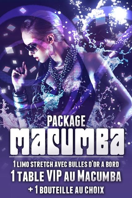 location limousine pour macumba