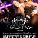 Monte Cristo Club Genève en Limousine