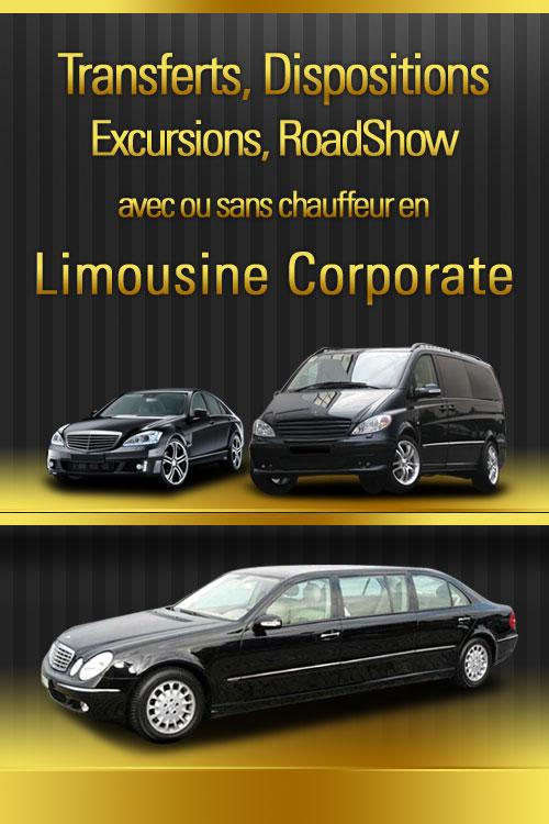 réservation limousine genève