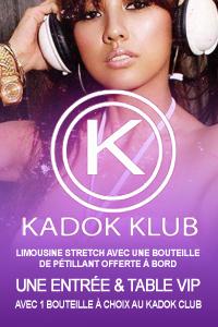Package Kadok Klub en Limousine